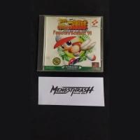 kaset game pawafuru baseball 99 playstation 1