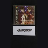kaset game the chosen fate playstation 1