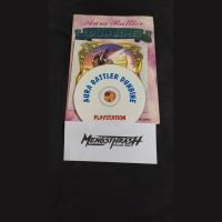kaset game aura battler dunbine plus walktrough playstation 1