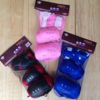 Dekker / Sport Protection ( Pelindung Lutut, Sikut & Tangan )
