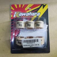 Roller Kawahara Teflon 9 Gram Vario 110, Beat Fi, Scoopy Fi, Spacy Fi