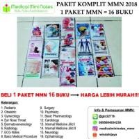 PROMO Medical Mini Notes - Paket lengkap 16 Buku MURAH
