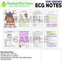 TERBAIK MEDICAL MINI NOTES EKG TERMURAH