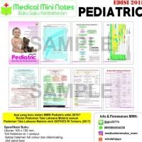 TERBAIK MEDICAL MINI NOTES PEDIATRI TERMURAH
