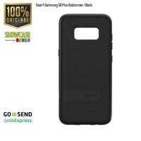 Gear4 Samsung S8 Plus Battersea Black Anti Crack Spigen Military