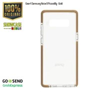 Gear4 Samsung Note 8 Piccadilly Gold Anti Crack Spigen Military