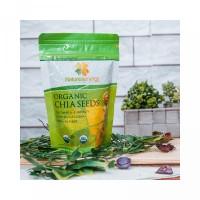 Nature s Energy Organic Black Chia Seed Peru - 100g