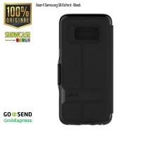 Gear4 Samsung S8 Oxford Black Anti Crack Spigen Military