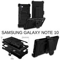 Casing Hardcase Armor Robot Samsung Galaxy Note 10 Hard Back Case