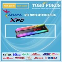 ADATA SSD RGB XPG SPECTRIX S40G 1TB PCIE GEN3X4 NVME - AS40G