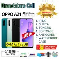 OPPO A31 2020 RAM 6/128 GB GARANSI RESMI OPPO INDONESIA