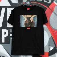 VISUAL Hips Black Tee 100% Authentic