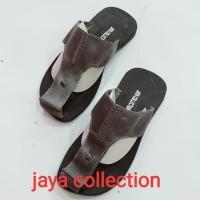 sandal pria kulit sapi asli jc17