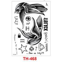 Tattoo/Tattoo temporary/Tattoo Temporer/Tatto 21x15cm TH 030034