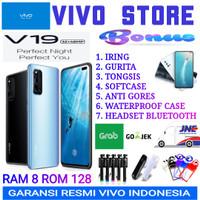 VIVO V19 RAM 8/128 GB GARANSI RESMI VIVO INDONESIA