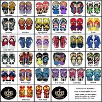 Size 30 Sandal Sancu Karakter / Sandal Lucu