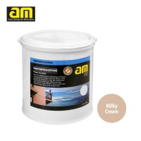 Am 110 Milky Cream 4 Kg - Cat Waterproofing Pelapis Anti Bocor