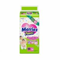 merries Pants Good Skin Uk. M - Isi 34