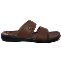 Homyped Laskar 02 Sandal Anak Coklat
