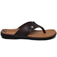 Homyped Laskar 01 Sandal Anak Kopi