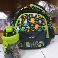 Smiggle backpack junior set safari