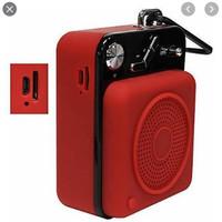 Music box bluetooth speaker KLASIK spiker mp3 radio USB ori Xiaomi MI