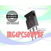 IRG4PC50WPBF G4PC50W IGBT Single Transistor 600V 55A TO-247 Internatio