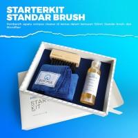 Shoe cleaner starker kit / pembersih sepatu octopus