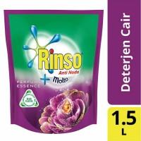 RINSO Molto Perfume Essence Deterjen Cair 1.5 liter