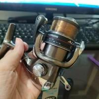 Alat Pancing Reel Spinning Shimano Alivio 1000( Versi Japan Original )
