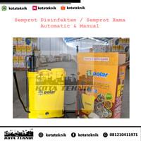 Semprot Disinfektan / Semprot Hama / Sprayer Automatic & Manual