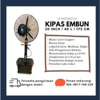 Kipas Angin Embun Air 30 Inches - 40 L / Misty Fan