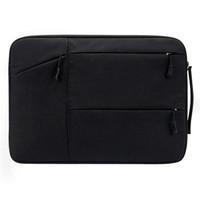 Tas Laptop Macbook Softcase Jinjing Pocket Nylon 11 12 inch