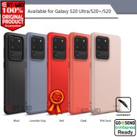 Original Ringke Air S Galaxy S20 Ultra / S20 Plus / S20 Soft Case - S20 Ultra, Coral