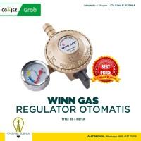 Regulator WINN GAS W 88 M (Pakai Meter) SNI