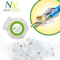 Neovision NV-RJ45 Connector RJ45 Cat 5 Anti Gagal