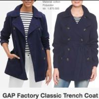 Gap basic trench coat
