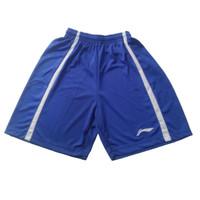 Celana badminton dewasa biru olahraga dewasa celana bulutangkis