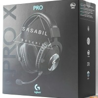 Logitech GPro X / G Pro X with BLUE VOICE gaming Headset Garansi Resi