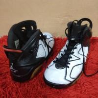 sepatu Nike air Jordan retro 6 second original no Lebron, zoom airmax