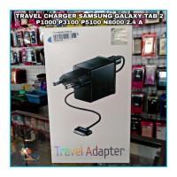 TRAVEL CHARGER SAMSUNG TAB 2 P1000 P3100 P5100 N8000 2.4 A