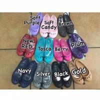 Sepatu Wanita Slip On Crocs Malindi Original ! Termurah