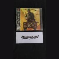 kaset game medal of honor playstation 1@