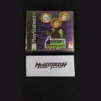 kaset game roswell conspiracies playstation 1