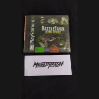 kaset game battle tank global assault playstation 1