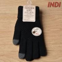 Sarung Tangan Wanita Musim Dingin Touch Screen Winter Gloves