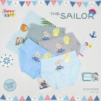 Celana Dalam Anak Laki Sorex SK GM 804 CD Termurah Terlaris