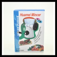 Promo 0353 Huamei Meat Mincer Gilingan Daging Manual