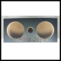 Cuci Gudang Box Speaker 6 Inch Double
