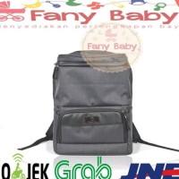 HOT SALE Natural Mom Cooler Bag Max Backpack / Tas Asi Bayi TERJAMIN